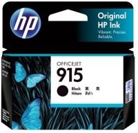 HP Ink Cartridge 915 Black - 300 pages