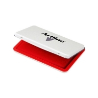 Artline Stamp Pad Size 2 87x143mm EHJ-4 Red