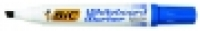 BIC Velleda Whiteboard Markers 175106 Chisel Point BX12 Blue
