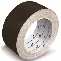 Olympic Cloth Binding Tape (Wotan) 141715 50mm x 25Mt Black