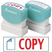 XSTAMPER STAMP - Copy (2 colour) 2022 (5020220)