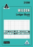 Wildon Ledger Book 310W 56 page 44 lines