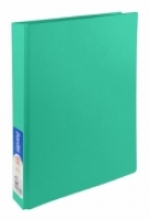 Bantex Ring Binder A4 25mm 2D 1332-22 Turquoise