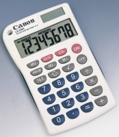 Canon Handheld Calculator LS330H
