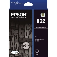 Epson Ink Cartridge 802 Black