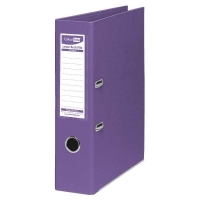 ColourHide A4 PE Lever Arch Files BX12 Purple