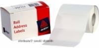 Avery Address Label Roll BX500 102x49 White 937111