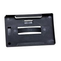 Rexel Multicard Holder Rigid Lscape/Port Pk10 Black