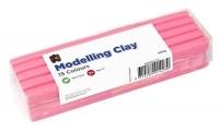 EC Modelling Clay 500gm Pink