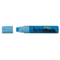 Texta Jumbo Liquid Chalk Dry Wipe Marker 15mm Blue