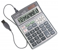 Canon PC Notebook Calculator LS120PC
