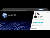 HP Toner 17A CF217A Black 1.6K