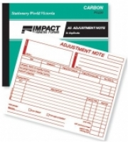 Adjustment Note Book Duplicate A5 Impact PC220
