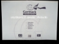 Gormack Graph Pad A3 5mm C021X 50sheet