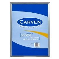 Carven Document Frames A4 Silver BX6 QFWDSILVA4