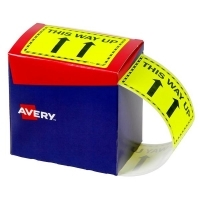 Avery Dispenser Label Printed THIS WAY UP 75x99.6mm PK750