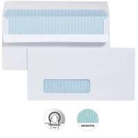 Tudor Envelope 110x220 DL PresSeal Window Sec BX500 140034