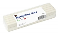 EC Modelling Clay 500gm White