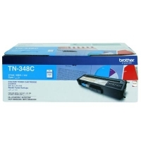 Brother Toner TN348 Cyan  - 6000 pages