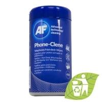 Cleaner AF PC Clene Wipes 135x175 Tub100 PCC100