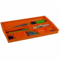 ITALPLAST DRAWER TIDY i70 (Fruit)  Mandarin