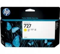 HP Ink Cartridge 727 B3P21A 130ml Yellow