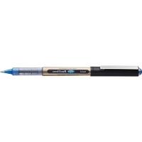 Uniball UB150 Broad 1.0mm Liquid Ink Rollerball Pen BX12 Blue