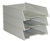 Document Tray Italplast Stackable i60 (Standard) DarkGrey