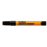 ARTLINE CONCRETE PERMANENT MARKER BLACK