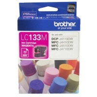 Brother Ink Cartridge LC133M Magenta