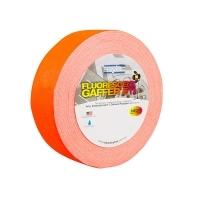 Stylus 511 Neon Gaffer Tape 48mm x 45M Orange BX12