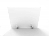 Rapidline AS1160 Acrylic Screen Clear Small 1180(W)x600mm(H)