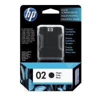 HP Ink Cartridge HP02 C8721WA Black