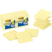 Post It Pop Up Notes R330-YW 76x76 Yellow 12pack