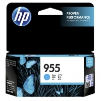 HP Ink Cartridge 955 Cyan L0S51AA