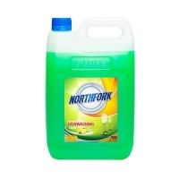 Northfork Dishwashing Liquid Concentrated 5Ltr PK3