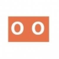 Avery Coding Label Alpha PK180 43315 (O) 25x38mm Orange