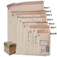 JiffyLite Mailbag No.2 215x280mm (Box 100) 604002