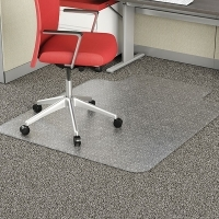 Marbig Chairmat  Lowpile EconoMat 87040 Small 91x121cm