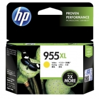 HP Ink Cartridge 955XL Yellow L0S69AA