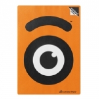 Optix Coloured Paper A4 80gsm (Ream/500sheets) Janz Orange