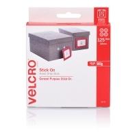 VELCRO� Brand Spot Dots Fastener Hook Only Dispenser 22mm White
