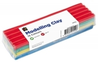 EC Modelling Clay 500gm Multicoloured
