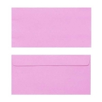 Quill Envelope 80gsm DL 110x220 Pack 25 - Musk