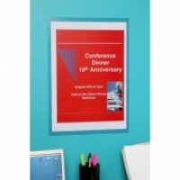 Marbig Document Protectors A4 Wall Mountable 90083