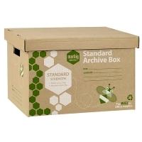 Marbig Enviro Archive Box 80020F 100% recycled Box 20