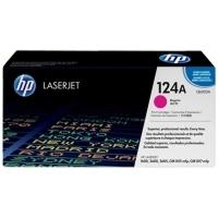 HP Toner 124A Q6003A Magenta