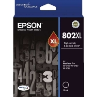 Epson Ink Cartridge 802XL Black