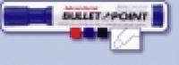 Penline Marker Monami StayReady Bullet Blue