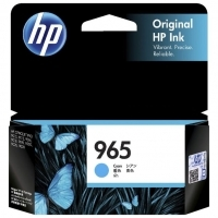 HP Ink Cartridge 965 Cyan - 700 pages